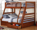 BUNK BED TWIN/FULL