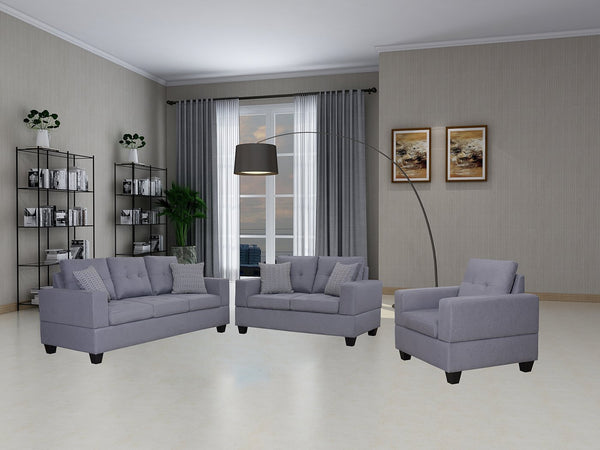 Condo Size Sofa Set
