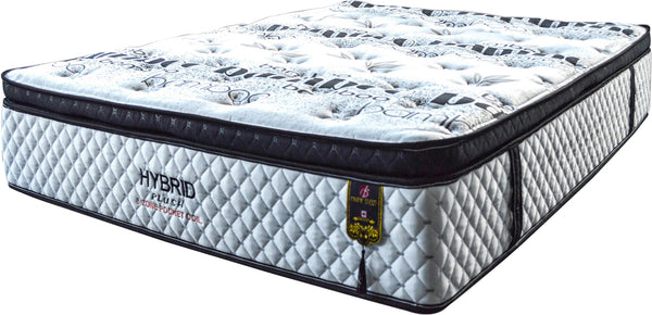 Hybrid Plush Pillow Top Mattress