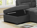 Sofa Bed Sleeper With Ottoman - Furniture Warehouse Brampton