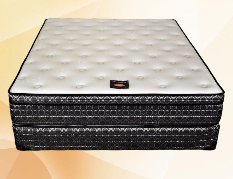 Spring Free Pillow Top Mattress