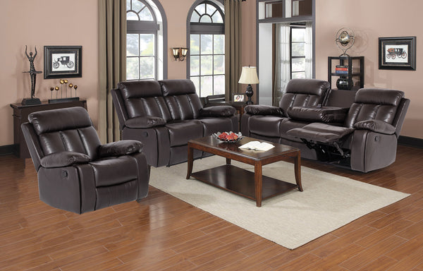 Recliner Sofa Set 2126