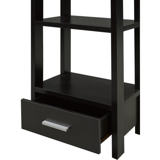 14905-BK DISPLAY SHELF - Furniture Warehouse Brampton