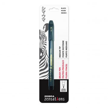 Copy of Zebra Zensations Brush Pen - Medium