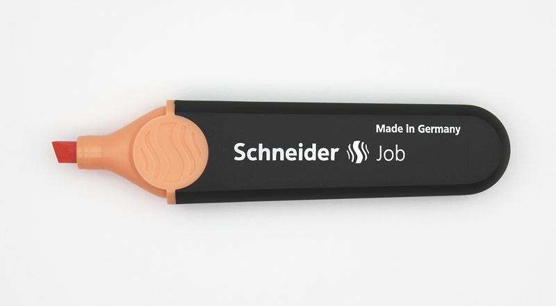 Schneider Job Pastel Highlighter - Peach