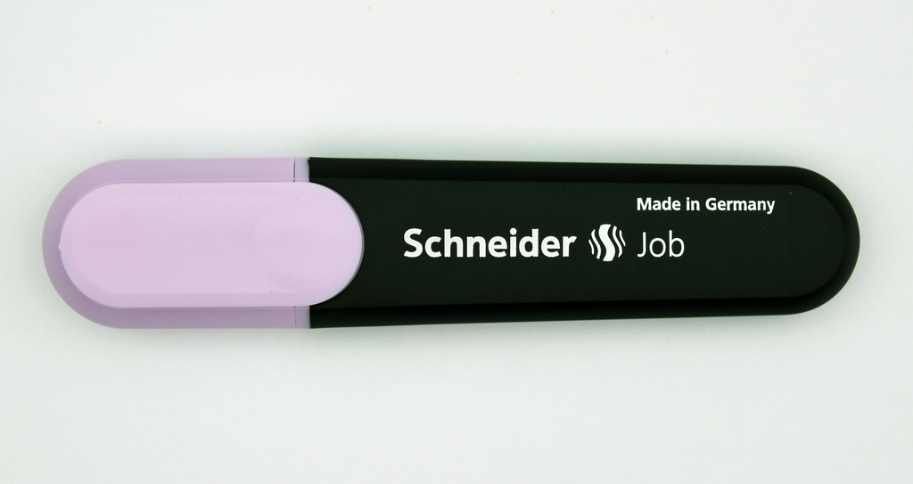 Schneider Job Pastel Highlighter - Lavender
