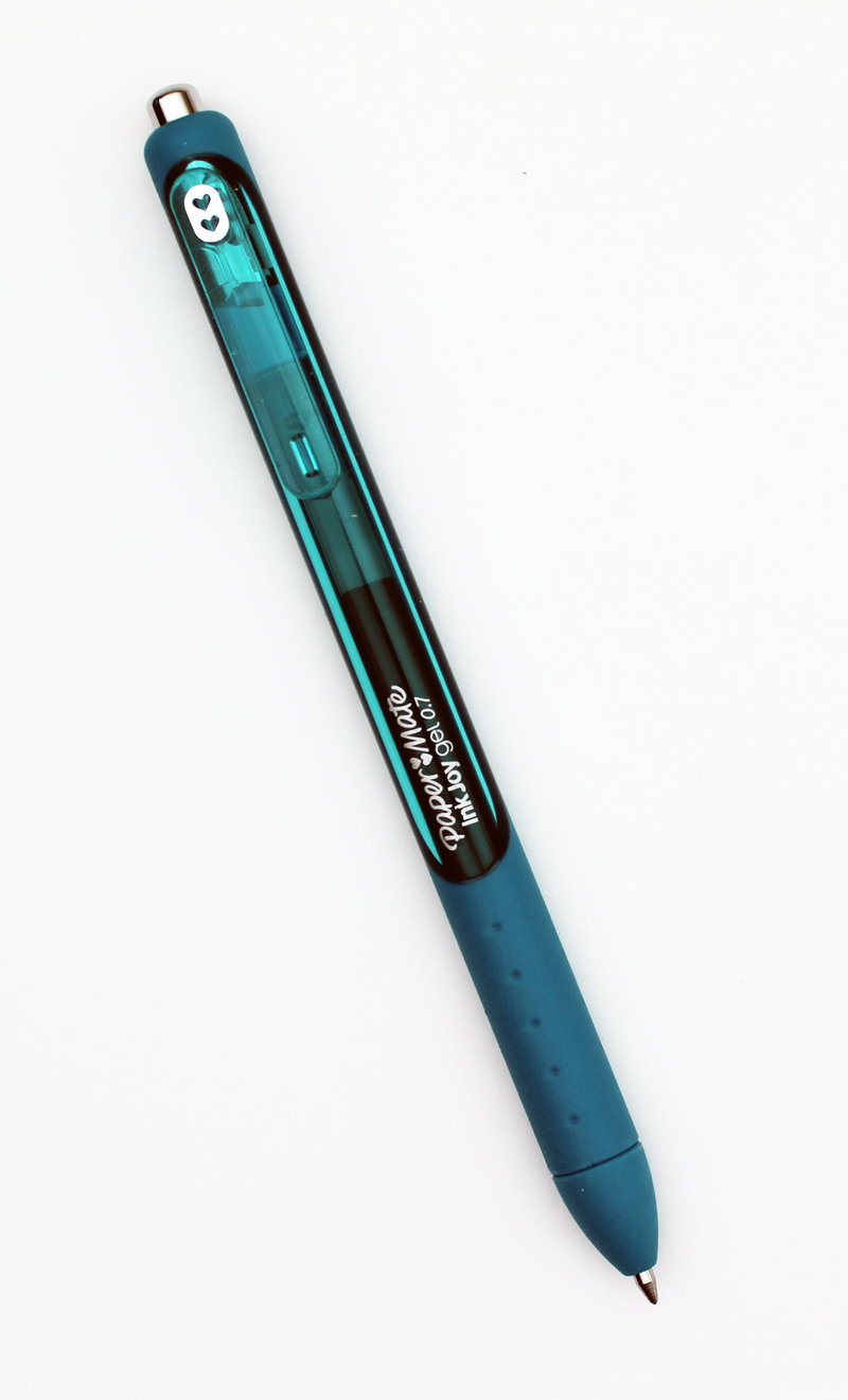 Paper Mate Ink Joy Gel Pen - 0.7mm - Teal