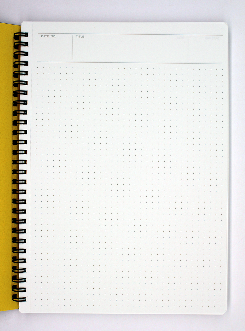 Maruman Mnemosyne N104 Notebook B5 - Dot Grid