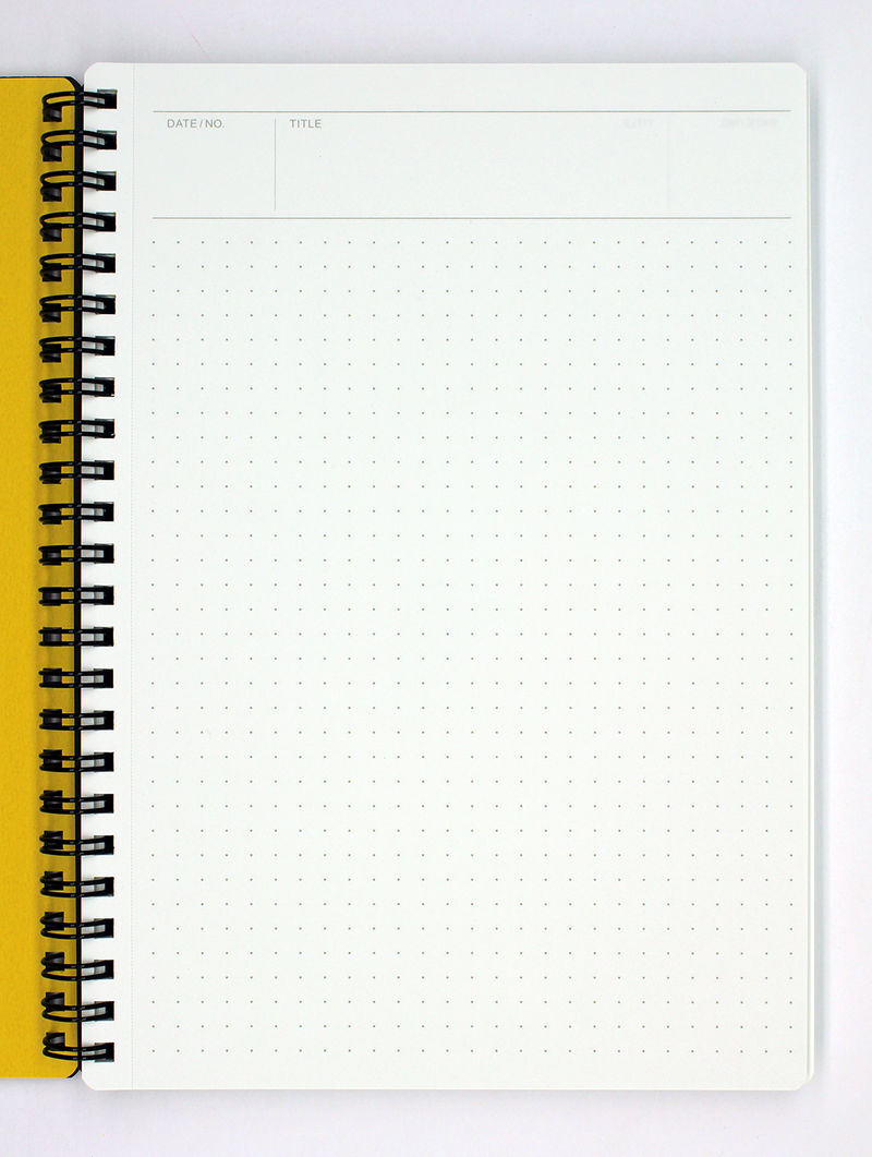 Maruman Mnemosyne N105 Notebook A5 - Dotted