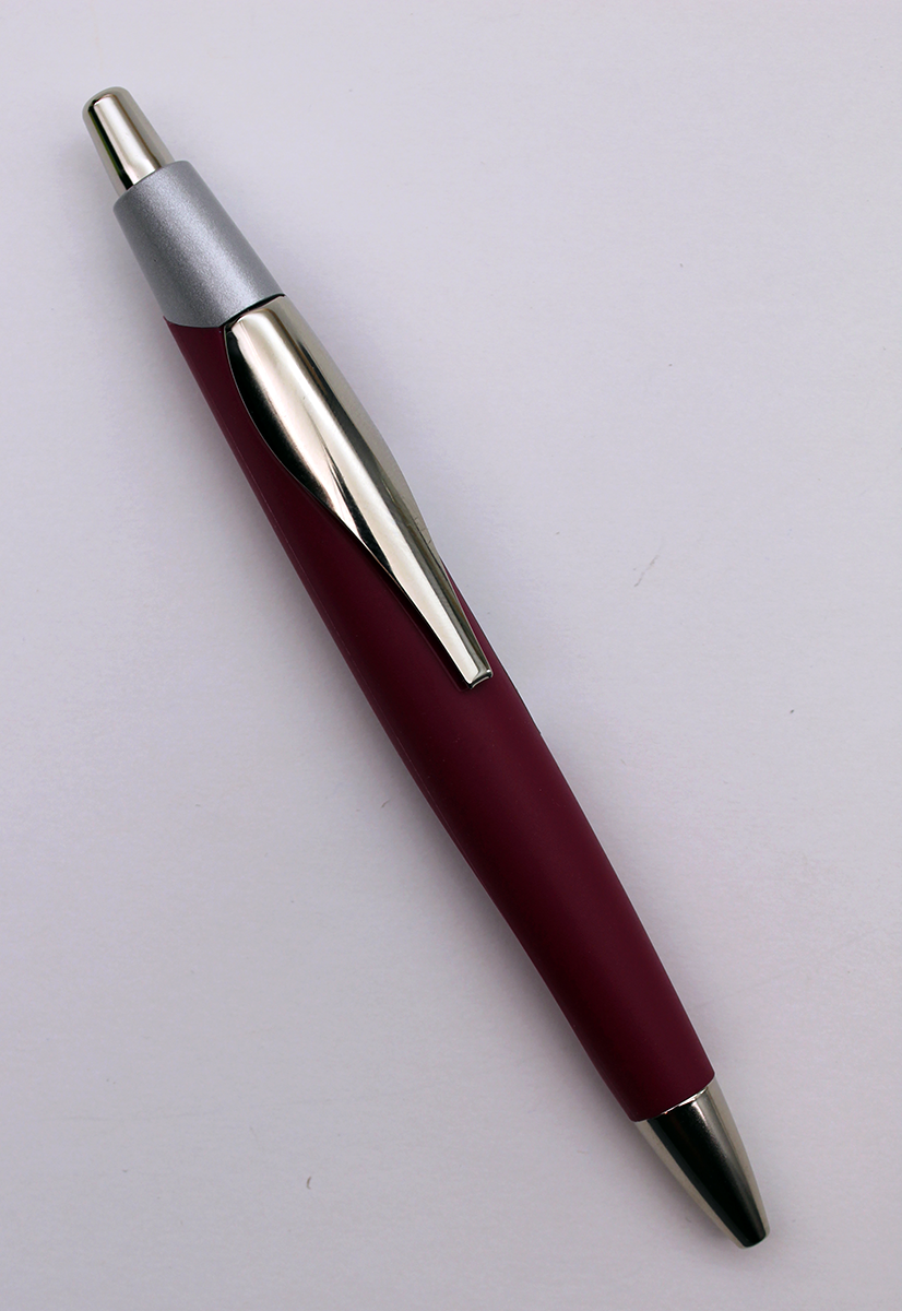 Schneider Slider Pulse Pro Retractable Ball Point Pen - Plum