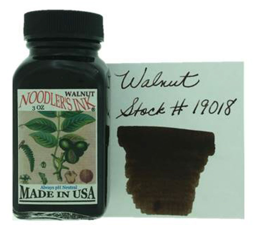 Noodler's Walnut - 3oz