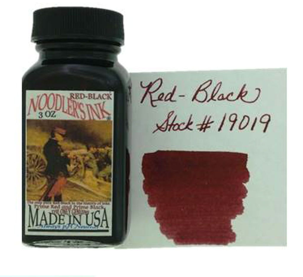 Noodler's Red-Black - 3oz