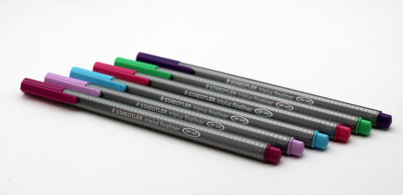 Staedtler Triplus Fineliner - Unicorn Dreams - 6 Pack