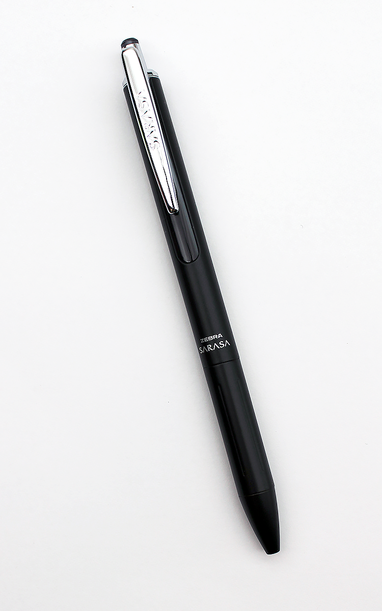 Zebra Sarasa Grand Retractable Pen - 0.7mm - Black