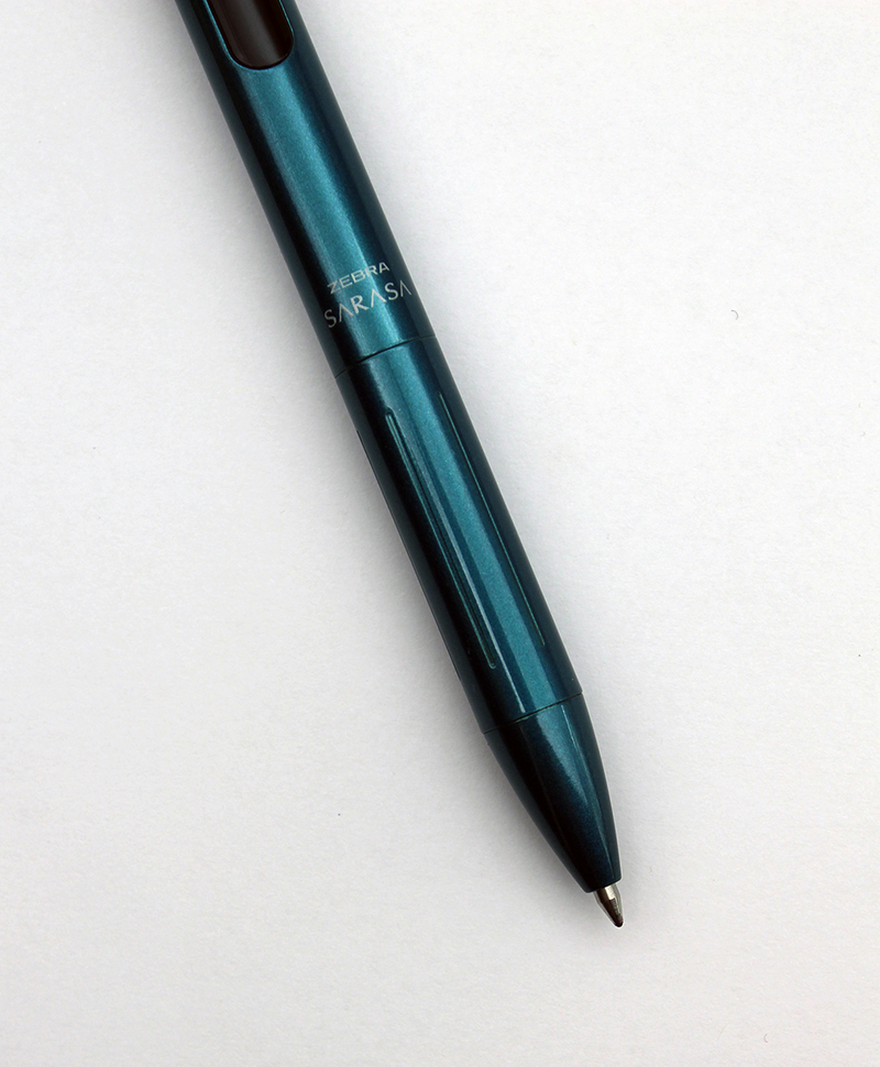 Zebra Sarasa Grand Retractable Pen - 0.7mm - Turquoise