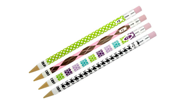 Zebra Style #2 Mechanical Pencil 0.7mm Assorted 6 pack