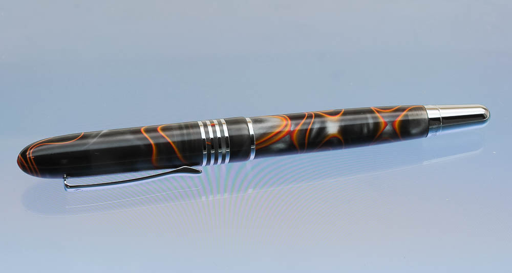 Monteverde Mountains of the World, Mount Vesuvio Fountain Pen - Fine