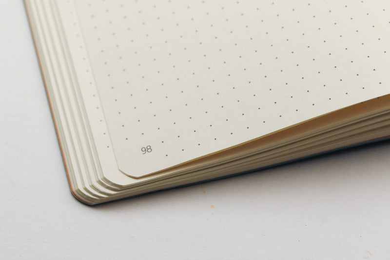 Rhodia A5 Goal Book Page