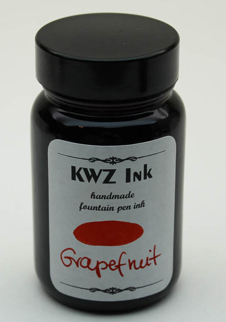 KWZ Grapefruit Ink - 60ml Bottle