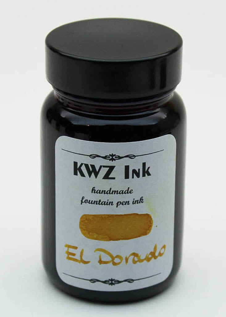 KWZ El Dorado Ink - 60ml Bottle