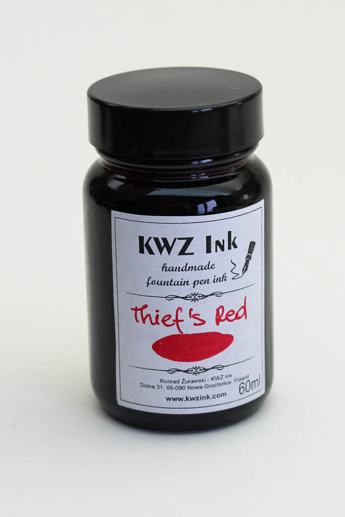 KWZ Theif's Red Ink - 60ml Bottle