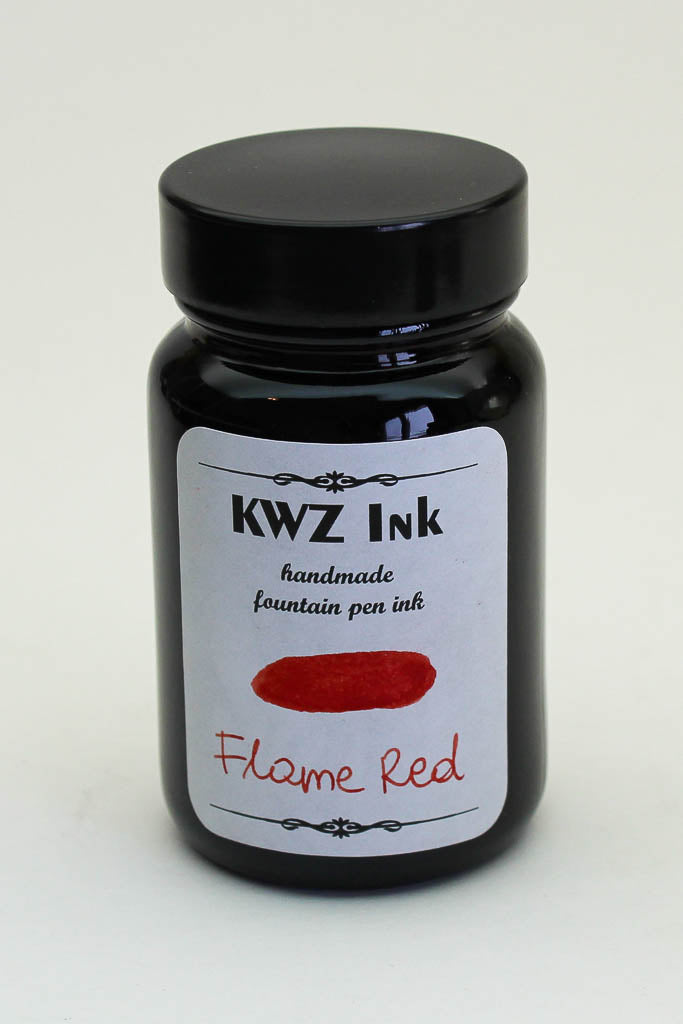 KWZ Flame Red Ink - 60ml Bottle