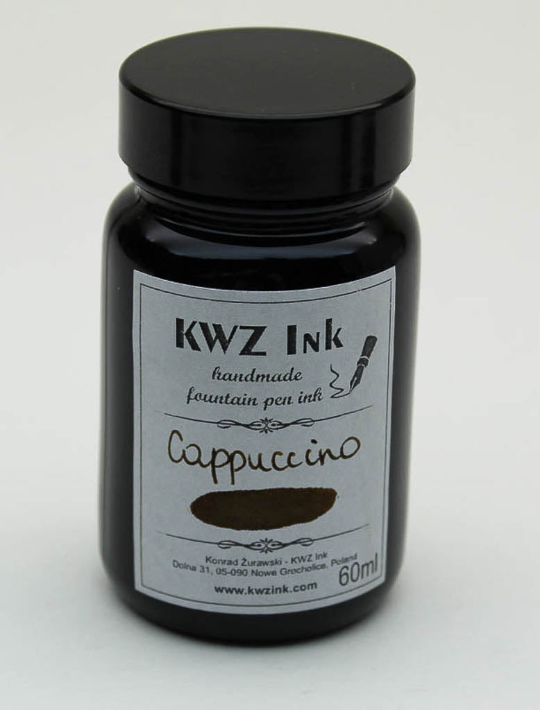 KWZ Cappuccino Ink - 60ml Bottle