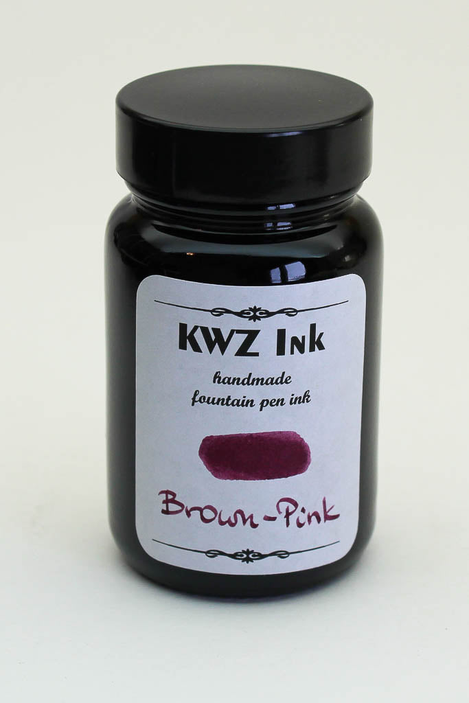 KWZ Brown Pink Ink - 60ml Bottle