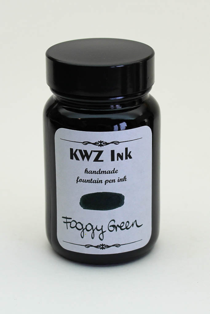 KWZ Foggy Green Ink - 60ml Bottle