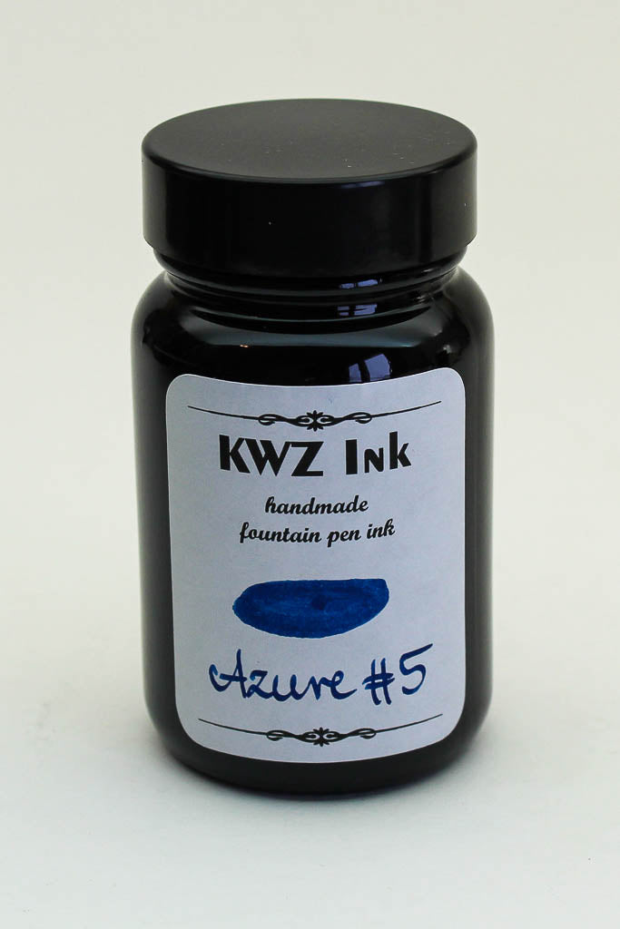 KWZ Azure #5 Ink - 60ml Bottle