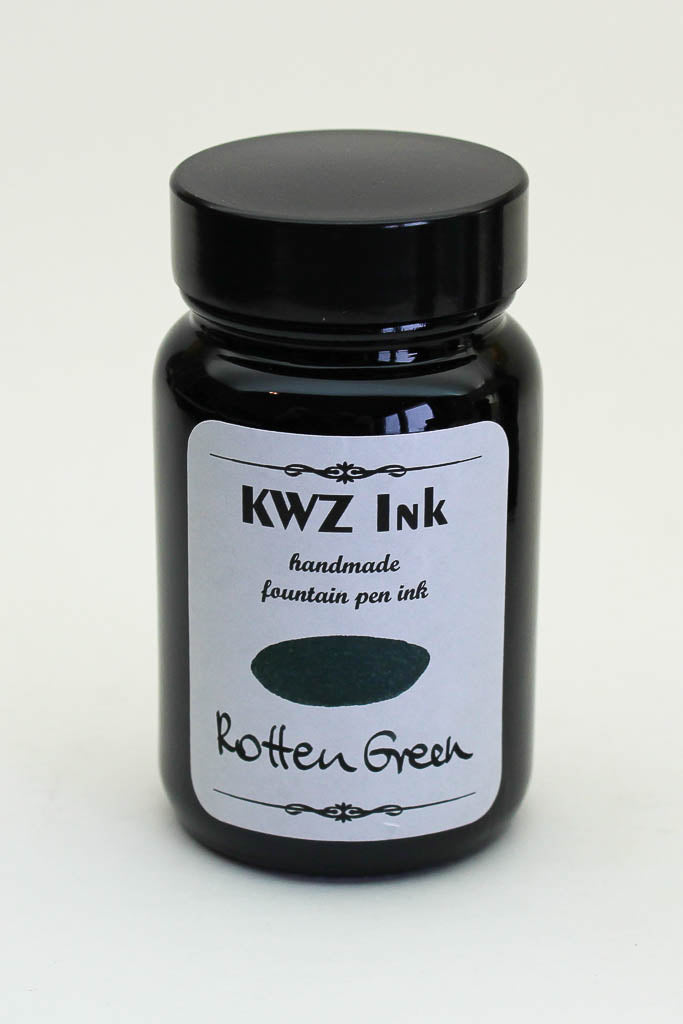 KWZ Rotten Green Ink - 60ml Bottle