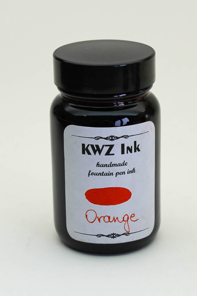 KWZ Orange Ink - 60ml Bottle