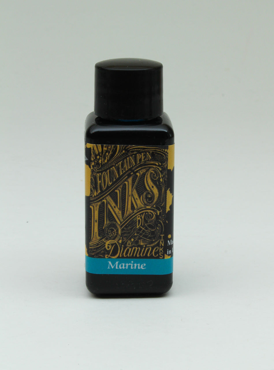 Diamine Marine Ink - 30ml Bottle