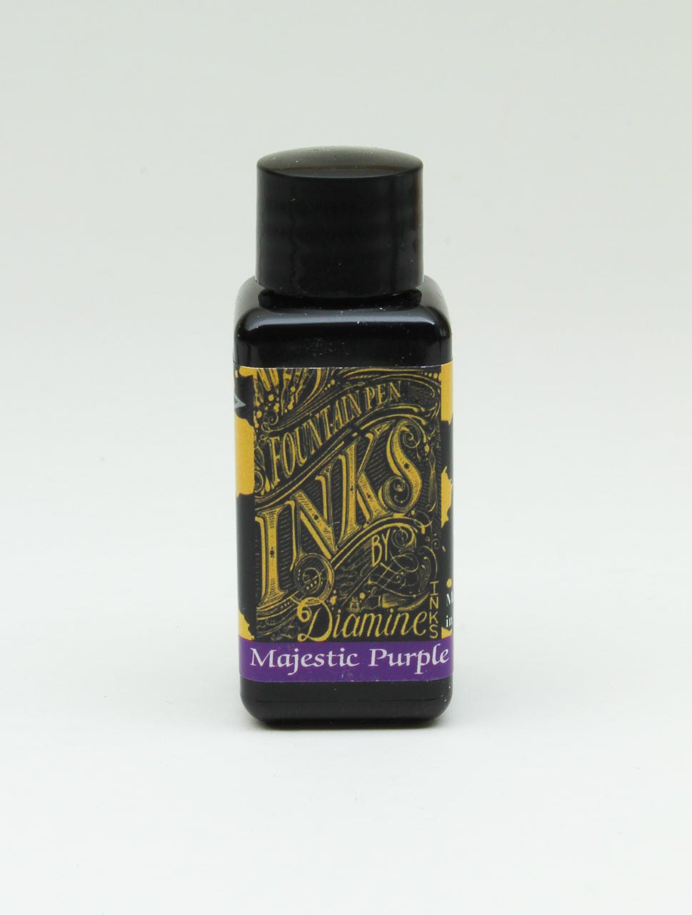 Diamine Majestic Purple Ink - 30ml Bottle
