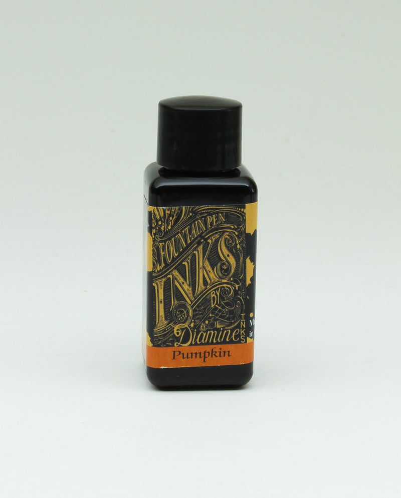 Diamine Pumpkin Ink - 30ml Bottle