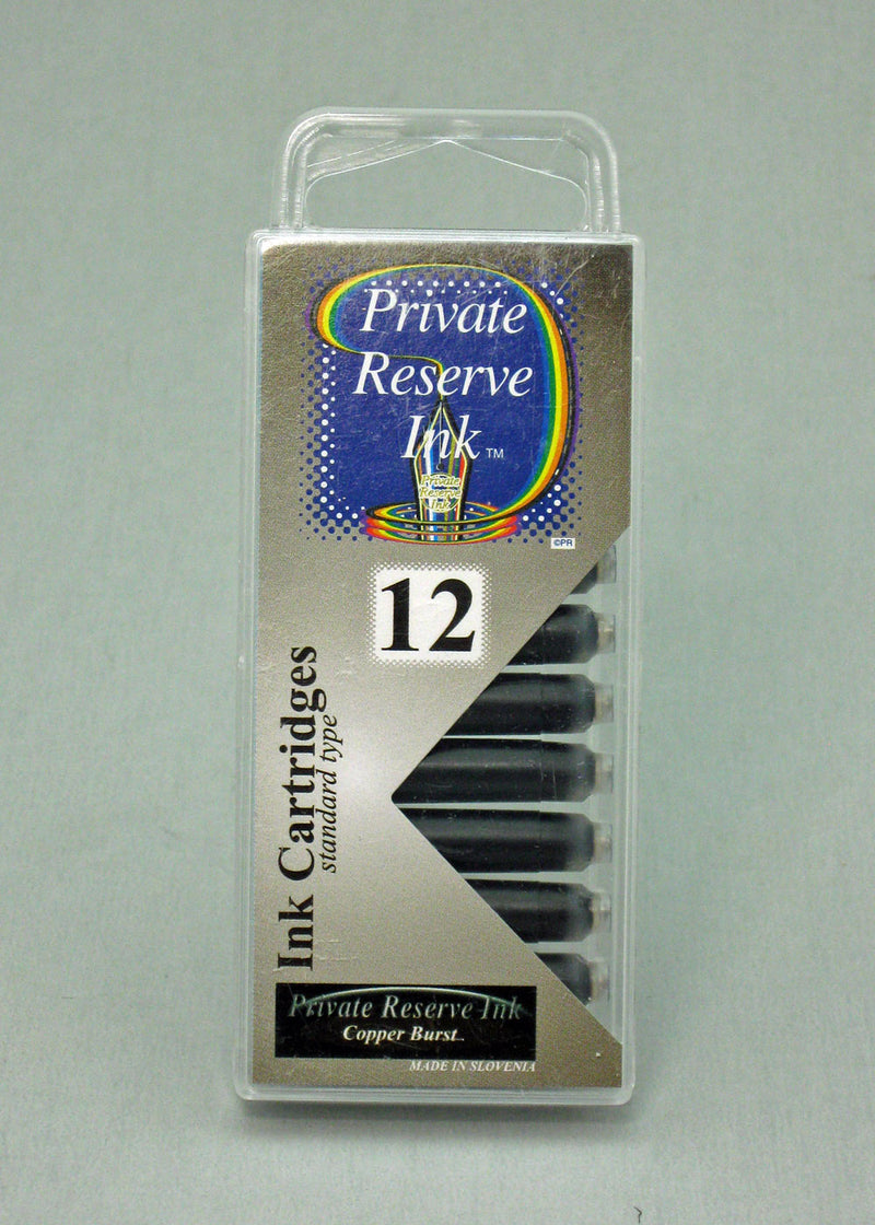 Private Reserve Copper Burst Ink - Cartridges