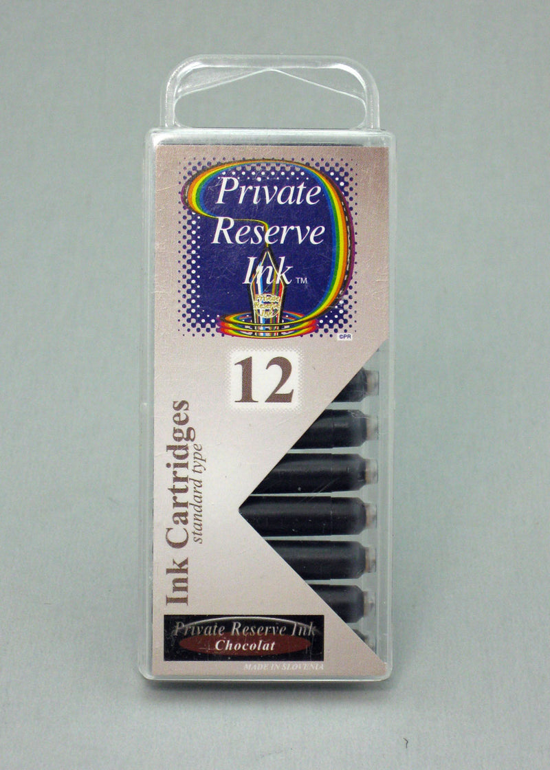 Private Reserve Chocolat Ink - Cartridges