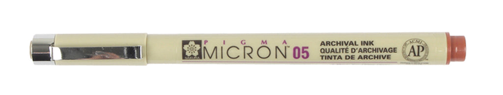 Sakura Pigma Micron 05 - Brown