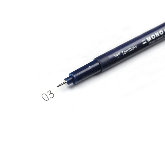 Tombow MONO Drawing Pen - 03