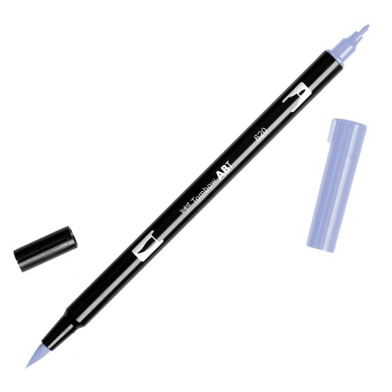 Towbow Dual Brush Pen - Lilac (620)