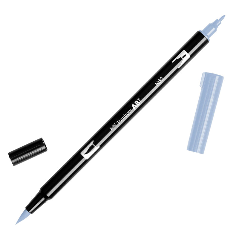 Towbow Dual Brush Pen - Cool Gray 6 (N60)