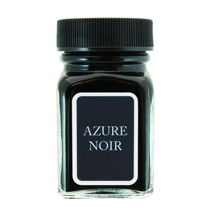 Monteverde Azure-Noir Ink - 30ml Bottle