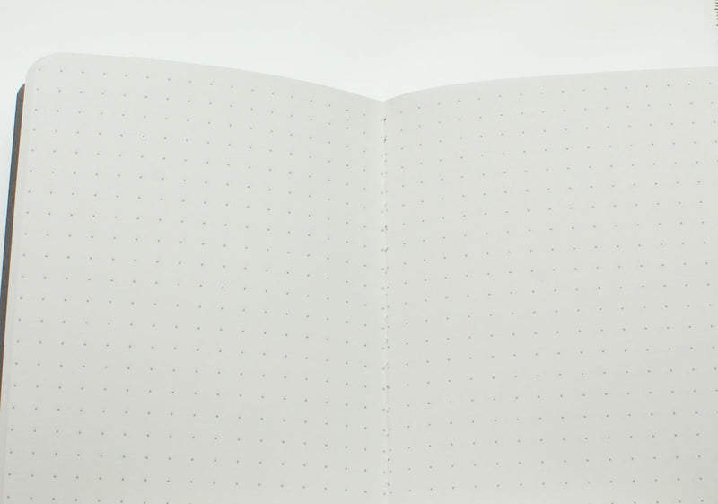 DarkStar Collection Pocket Notebook - Nomad - Dot Grid