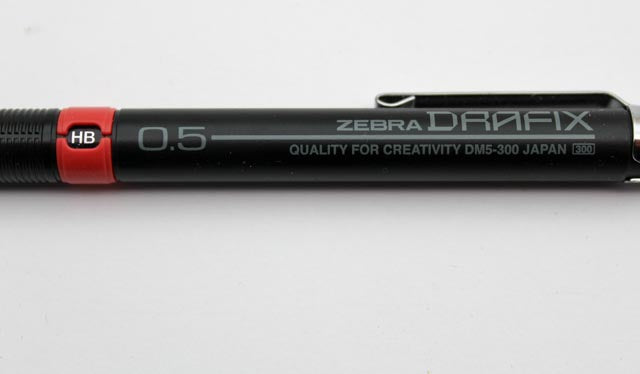 Zebra Zensations Drafix Techincal Pencil - 0.5mm