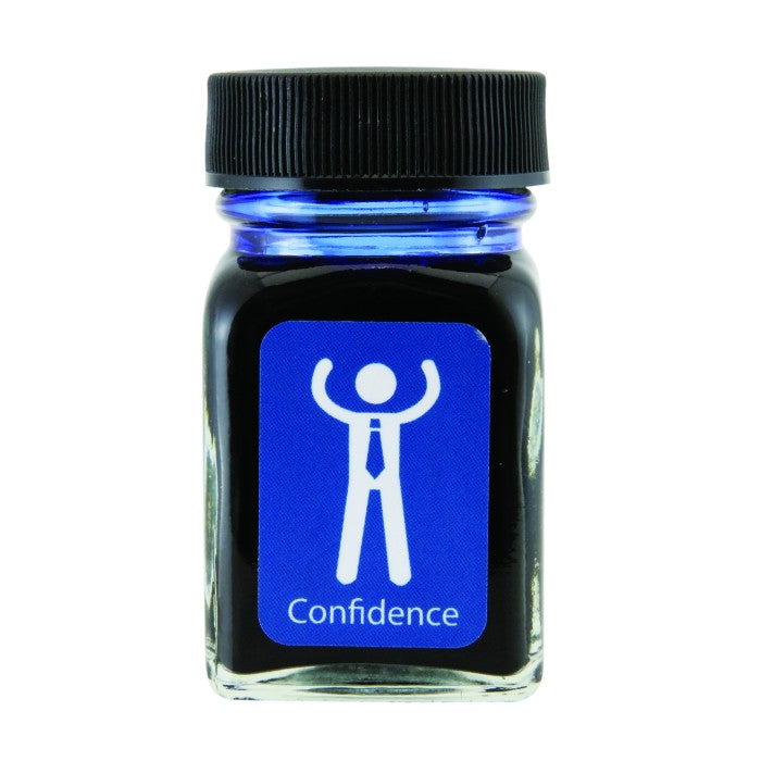 Monteverde Confidence Blue Ink - 30ml Bottle