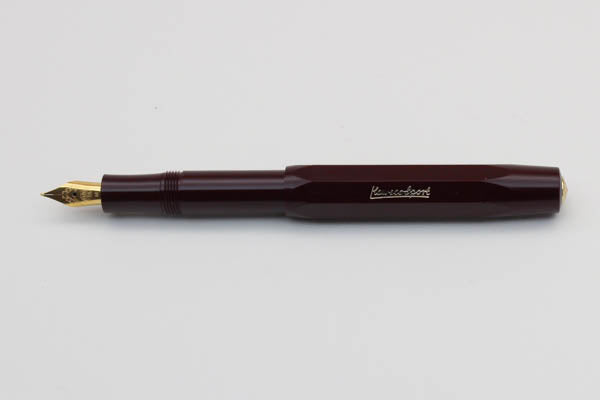 Kaweco Classic Sport Fountain Pen - Burgundy, Medium