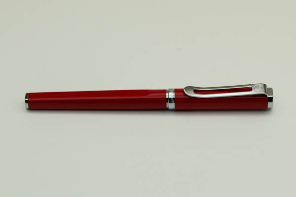 Monteverde Limonada Fountain Pen - Torino Red, Medium