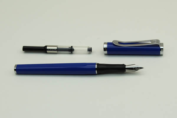 Monteverde Limonada Fountain Pen - Capri Blue, Medium