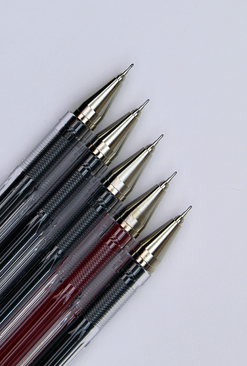 Pilot G-Tec-C4 .04mm - 5 Pack tips