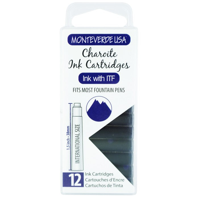 Monteverde Charoite Ink - Cartridges